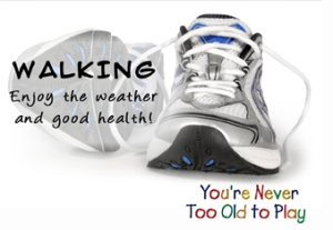 Walking - Senior Healthcare Blog