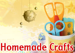 Homemade Crafts Ideas for Kids