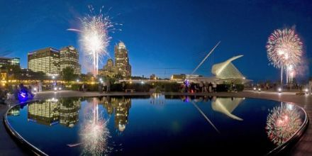best pano fireworks